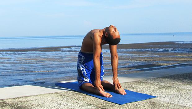 Yoga op Bali