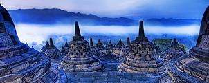 Borobudur officieel grootste Boeddhistische tempel ter wereld