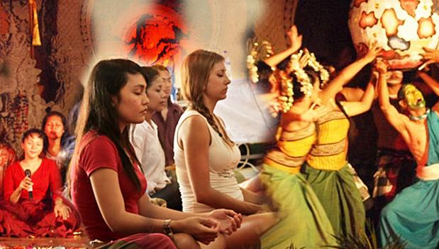 International Bali Meditators Festival 2012