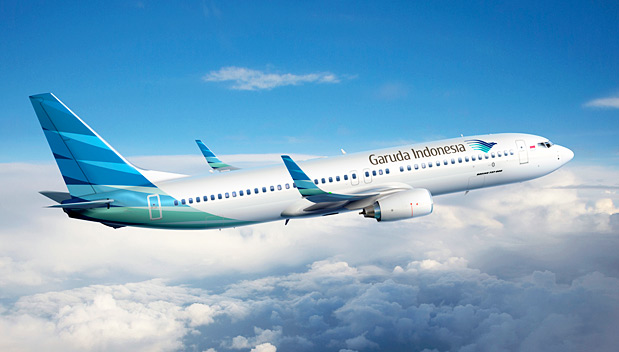 Vanaf eind mei non-stop naar Jakarta met Garuda Indonesia