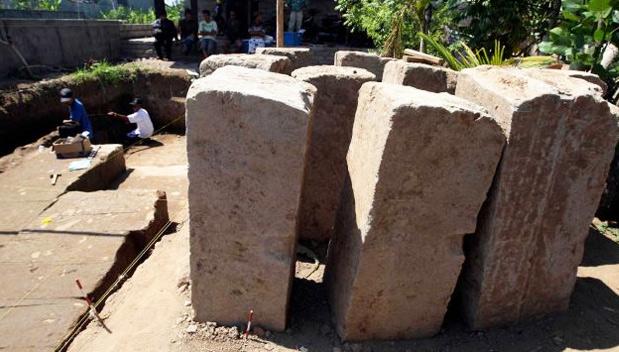 Grootste Hindoetempel van Bali ontdekt door bouwvakkers