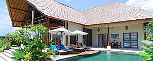 Een vakantiehuis huren op een tropisch eiland