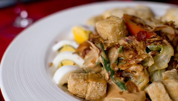 30 traditionele Indonesische gerechten op de Vakantiebeurs