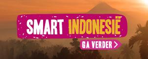Nieuwe reisorganisatie: Smart Indonesië