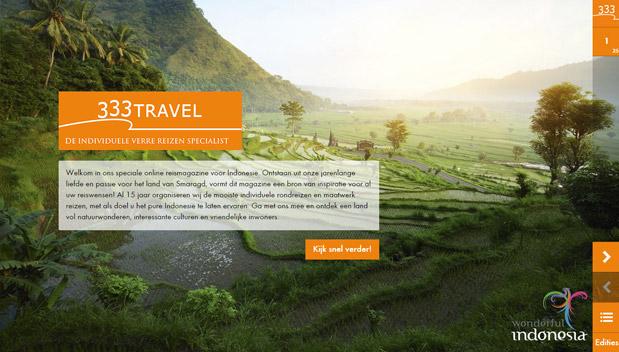 reizen in indonesie